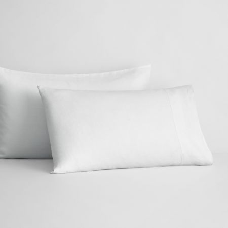 Abbotson Linen Pillowcase Pair