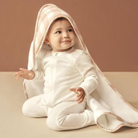 Albie Hooded Baby Towel