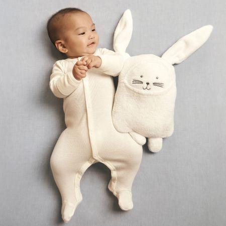Bunnie Baby Blanket
