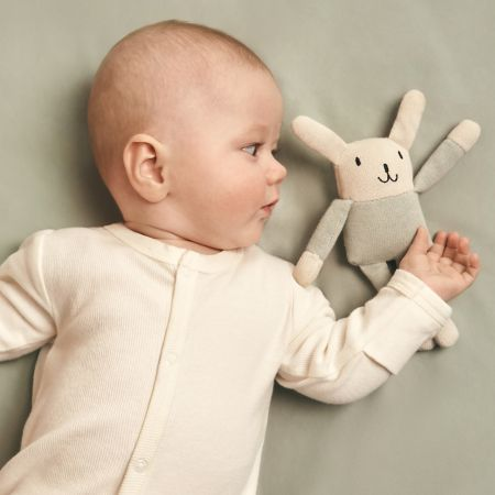 Oaky Baby Rattle Toy