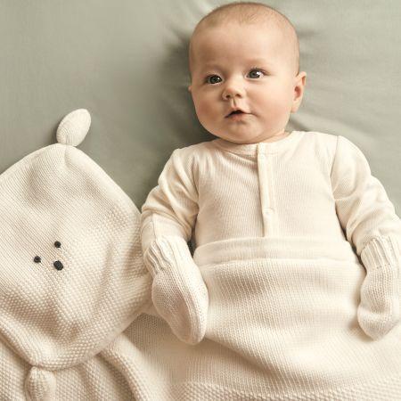 Snuggling Baby Gift Set