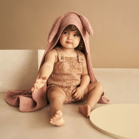 Supersoft Luxury Hooded Baby Towel