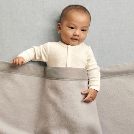 Classic Baby Wool Blanket