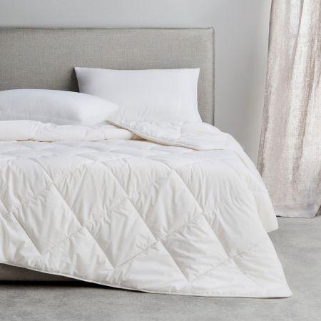 Sheridan Deluxe Australian Wool All Seasons Quilt Snow