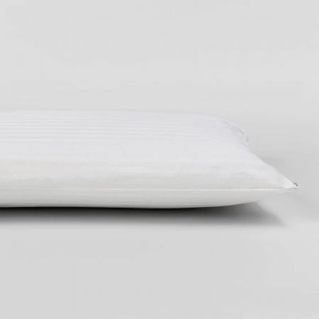 Sheridan Luxurious Latex Medium Profile Soft Feel Pillow White