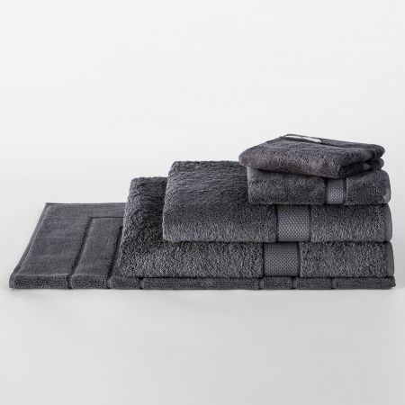 Sheridan Luxury Egyptian Towel Collection Graphite