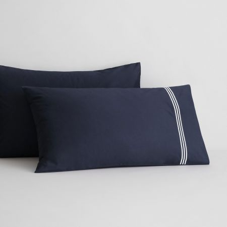 Sheridan 1200Tc Palais Lux Pillowcase Pair Midnight