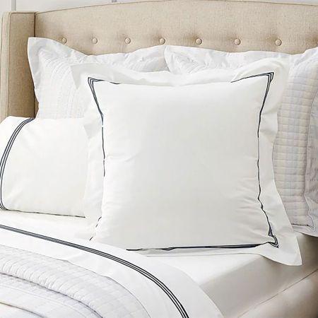 Sheridan 1200Tc Palais European Pillowcase Midnight