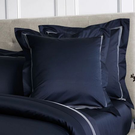 Sheridan 1200Tc Palais Lux European Pillowcase Midnight