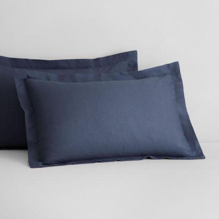 Abbotson Linen Tailored Pillowcase Pair