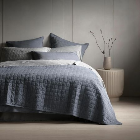 Sheridan Reilly Bed Cover Atlantic