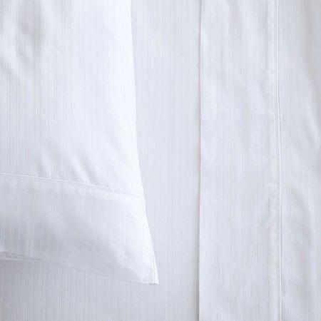 sheridan Jules Sheet Set white