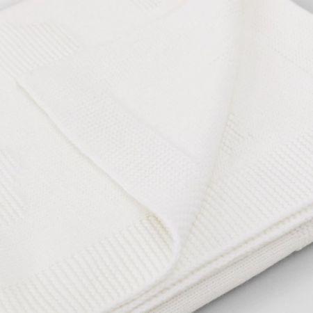 Organic Cotton Odell Baby Pram Blanket