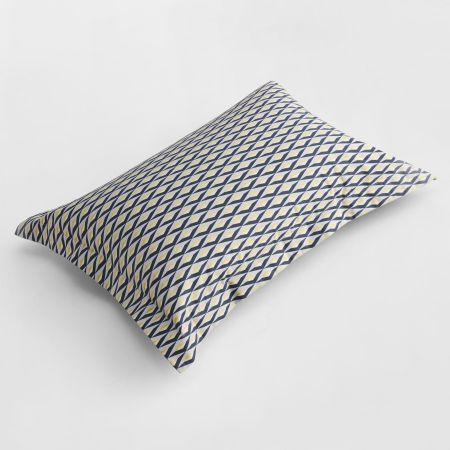 Sheridan Millay Cotton Sateen Tailored Pillowcase Midnight