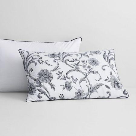 Traynor Pillowcase Pair in midnight