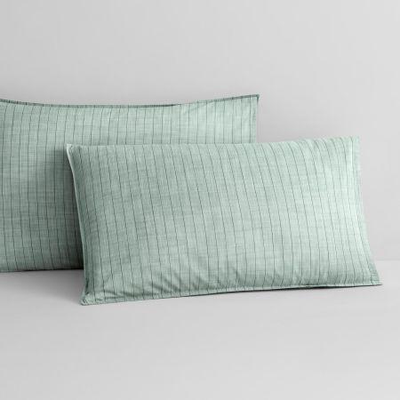 Beckers Pillowcase Pair in Dew