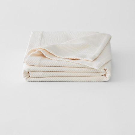 Cotton Plush Baby Blanket