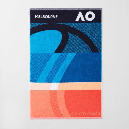 Australian Open 2021 Gym Towel Navy