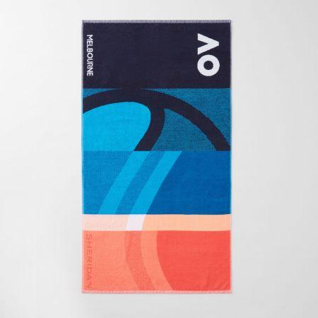 Australian Open 2021 Player Towel Navy