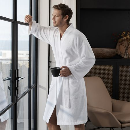 Supersoft Luxury Towelling Robe