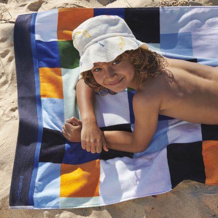 Sia Kids Beach Towel in Multi