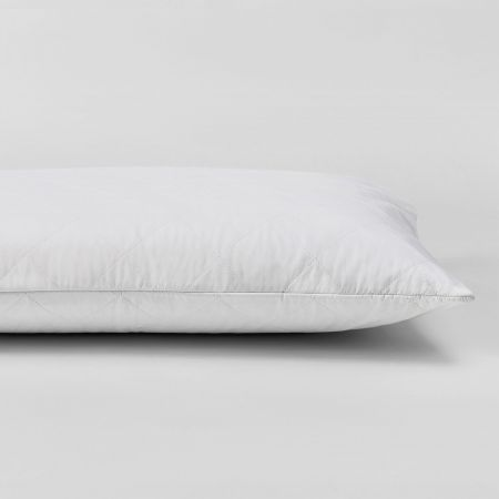 Dunlopillo Supima Waterproof Quilted Pillow Protector - 2 pack
