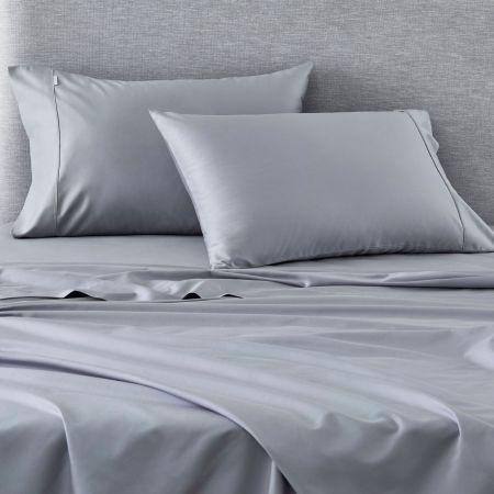 Sheridan Tencel™ Lyocell Fibre & Cotton Sheet Set Ash Blue
