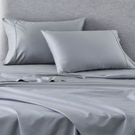 TENCEL® lyocell fibre & cotton pillowcase pair