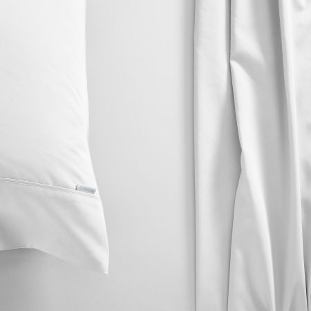 Sheridan Tencel™ Lyocell Fibre & Cotton Sheet Set White
