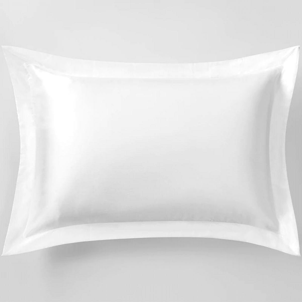 Black silk pillow cover SALE