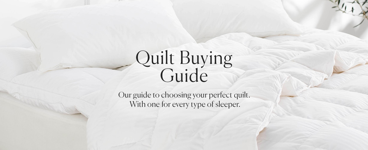Quilts Buying Guide